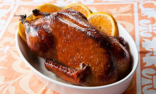 duck al orange
